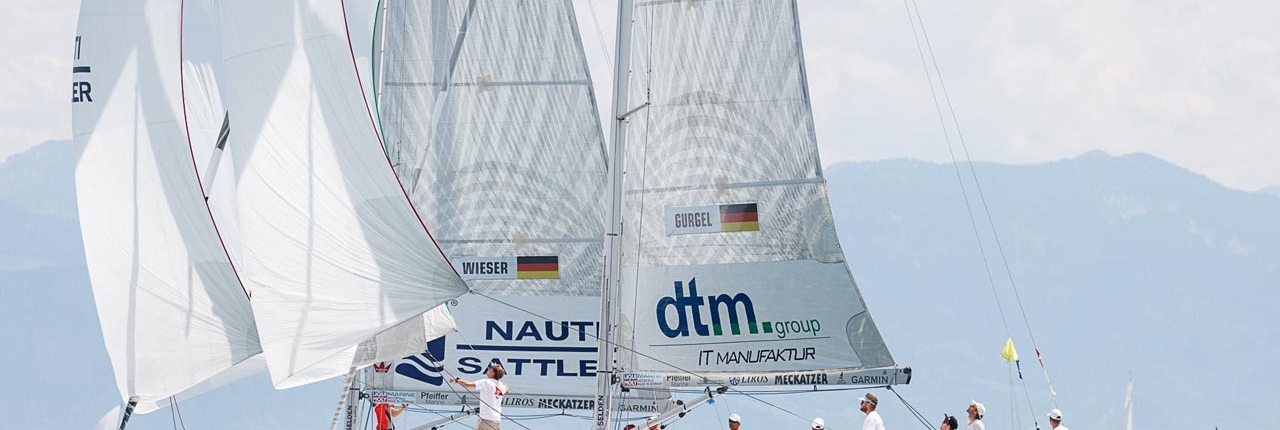 Match Race Germany 2017, Vorrunde